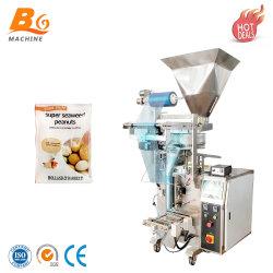 Aliments à haute vitesse automatique //snack/Beans//de riz à grain/Ecrous/arachide/sucre/farine de fèves/sel //de poudre sèche le remplissage volumétrique de l'emballage Machine d'étanchéité d'emballage d'enrubannage