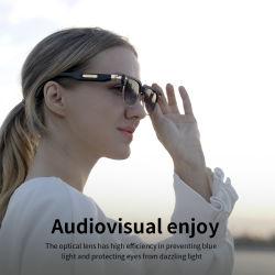 Amazônia tendências fones de ouvido sem fio Bluetooth 5.0 Nova Tecnologia de Condução Óssea Óculos Bluetooth IP67