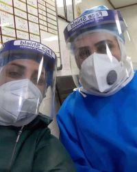 Il grande virus trasparente della maschera di protezione anti Eyes la mascherina protettiva di protezione della bocca, anti visiera della nebbia su sul telaio dell'ottica di vetro di lettura