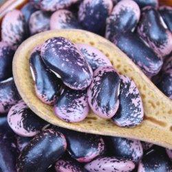 等級ジャンボパープルは Kidney の豆を斑点を付けた