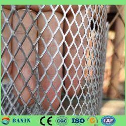شبكة معدنية ممتدة مسطحة مع مغلفنة (مصنع)