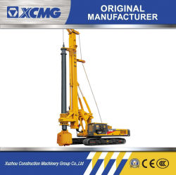 Fonctionnaire XCMG XR220dii empiler l'appareil de forage rotatif à chenilles de la machine