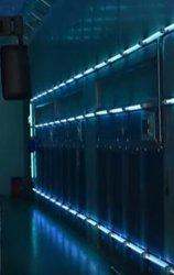 殺菌滅菌装置紫外線LEDランプ230Vの紫外水晶線形軽いオゾン発電機の消毒