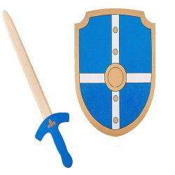 Épées en bois bleu et la protection des épées en bois bleu