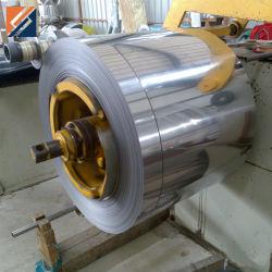 جودة عالية SS 301 / 304 / 316L ملفوفة باردة شرائط من الفولاذ المقاوم للصدأ بدقة
