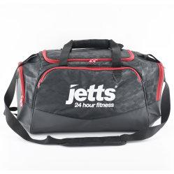 適性のための靴コンパートメントが付いているナイロンスポーツの体操のDuffel旅行袋