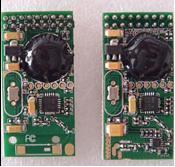 2.4G de Draadloze Modules van rf voor Microfoons, Sprekers, Hoofdtelefoons, Zendontvangers