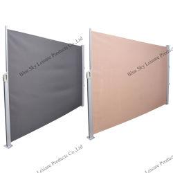 高品質アルミニウムポリエステル側面の日除けスクリーン
