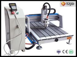 Venta caliente Router CNC para la madera de aluminio de cuero