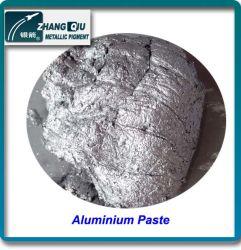 Effet argenté revêtement en plastique de l'utilisation de l'industrie de l'aluminium coller