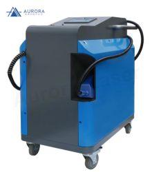 Aurora de la máquina de limpieza láser de 100W 200W de alta eficiencia de limpieza Limpiador de máquina láser