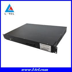 La banda UHF 450m de fibra óptica de Bts junto los repetidores 1 Master soporta 4 Señal de teléfono móvil del sistema de pomadas Amplificador