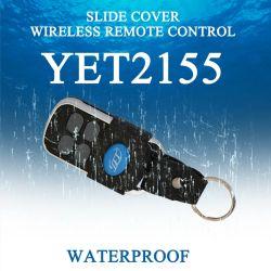 Nuevo estilo universal resistente al agua Control remoto por infrarrojos, sin embargo2155
