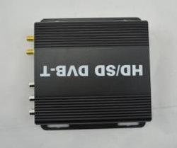 DVB-T HD Fernsehapparat-Empfänger-Hochgeschwindigkeitsauto Fernsehapparat-Empfänger