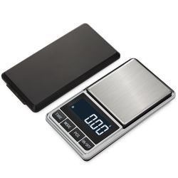 LCD van de Schaal van de Zak van de Reeks van de telefoon Draagbare Digitale Vertoning met Blauwe Backlight