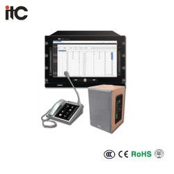 Amplificatori di potere dell'amplificatore della Manica della rete di trasmissione 2 del IP degli amplificatori del sistema di PA