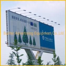 Double face panneau Affichage de défilement en aluminium