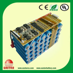 LiFePO4 Power Battery Pack 36V10ah for Electric Bike