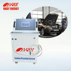 Легко эксплуатировать оборудование для автоматической очистки выбросов двигателя