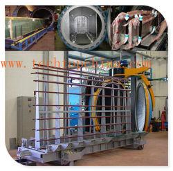 Autoclave di laminazione di vetro professionale automatica piena