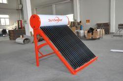 kompakter Nicht-Druck 150L Solar Energy Warmwasserbereiter