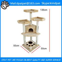 Китай Wholesales рынка Cat дерево Пэт питания Пэт игрушки