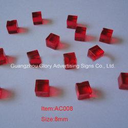 La meilleure qualité personnalisé cube de glace en plastique / Whiskey Chilling pierres réutilisables
