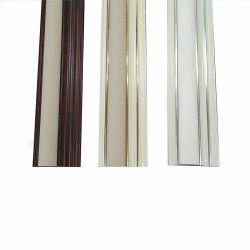 Fábrica de 8 cm de panel de plástico mayorista moldura Rodapié