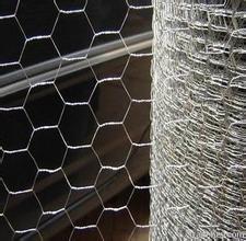 شبكة أسلاك الدجاج، شبكة الأسلاك السداسية، دواجن الشبكة