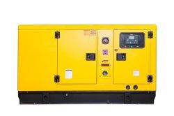 DacpowerのブランドOEM 30kVAのディーゼル発電機のCummins WeichaiリカルドYuchaiエンジンを搭載する無声ディーゼル発電機の発電機