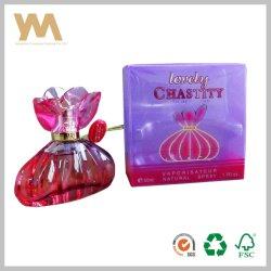 OEM Boîte en plastique de gros animal de compagnie parfum pour les femmes