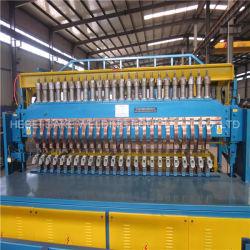 鉄筋コンクリートの網シートの溶接機