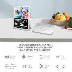 شاشة LCD مقاس 9,7 بوصة بتقنية IPS HD تعمل باللمس 16 جيجا بايت جهاز الكمبيوتر اللوحي المزود بتقنية العرض الرقمي لشبكة WiFi لنظام Android