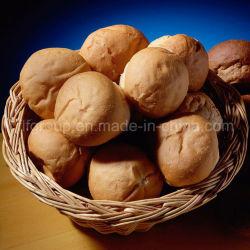 Personalizar alimentos seguros Willow cesta de frutas y pan