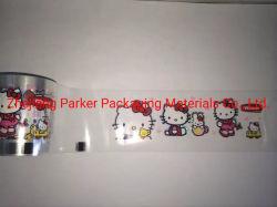 Película de transferência de calor para plástico - Impressão de folha de Laser