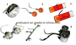 세발자전거 (SP-SP-03)를 위한 가벼운 예비 품목