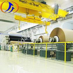 Liner Cardboard Paper, Paper Kraft, High-Strength Corrugated Paper Making Machine