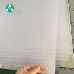 카드 인쇄를 위한 PVC Embossy 플라스틱 엄밀한 장