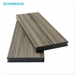 라미네이트 우드 플라스틱 합성 WPC 양각된 도매 야외 콘크리트 데크 패널 바닥