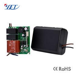 Fácil de instalar el motor del obturador de rodillos eléctrico el motor de la placa controladora de RF