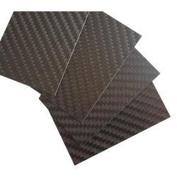 Kohlenstoff-Faser-3K lamelliertes Blatt/Furnier-Blatt/Vorstand für RC Teile