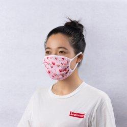 Stampa completa del poliestere, riutilizzabile stampato 75D bianco del panno dell'Ape-Occhio e una maschera di protezione del tergicristallo