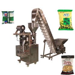 عامودية عامرة [أوتومتيك] طعام يعبّئ آلة لتغليف مغطّ/ سكر/ملح/ خشب كريات/كاجيو/حبوب البن/بذور Sunflower/ الأرز/ بيستاتشيو/ الفشار/ حبوب البقول