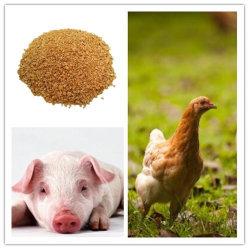 La harina de soja fermentados para alimentación animal