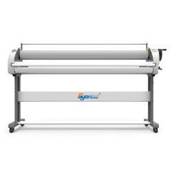 Role para deslizar melhor Manual de venda Laminador de papel