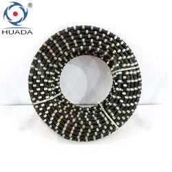 De Zaag van de Draad van de Diamant van Huada, Graniet, Marmer, Zandsteen, het Scherpe Hulpmiddel van de Lei