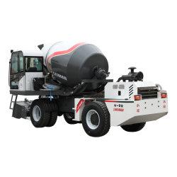 Beton 기계 자체 적재 콘크리트 믹서 트럭