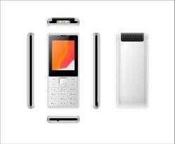 الهواتف اليدوية ميزة رخيصة عرض ثلاث بطاقات SIM تدعم اللغات المتعددة هاتف أزرار رقمية