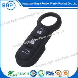 Op maat gemaakte beschermhoes voor siliconen rubberen afstandsbediening voor in de auto
