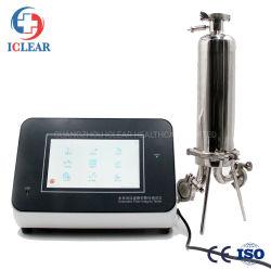 Rilevazione di intrusione dell'acqua del tester di integrità del filtro da intrusione dell'acqua del laboratorio